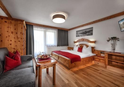 Zirben Superior Doppelzimmer - 24 bis 26 m²